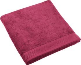 NATURAL FEELING Asciugamano da bagno 450873120630 Colore Rosso Dimensioni L: 100.0 cm x A: 150.0 cm N. figura 1