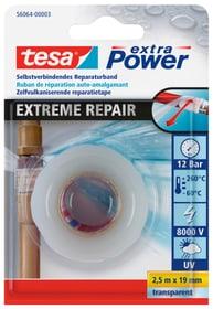 Extreme Repair Tape 2,5m:19mm transparent Tesa 663080000000 Photo no. 1