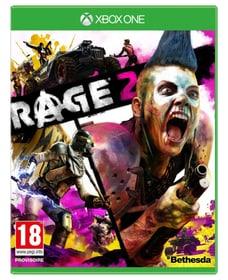 Xbox One - RAGE 2 Box 785300142579 Lingua Francese Piattaforma Microsoft Xbox One N. figura 1