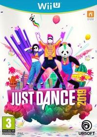 WiiU - Just Dance 2019 Box 785300138801 Photo no. 1