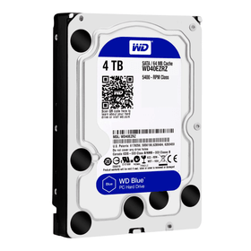 "Blue 4To SATA 3.5"" Disque Dur Interne HDD Western Digital 785300126643 Photo no. 1"