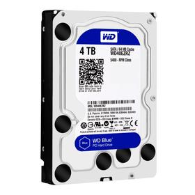 """Blue 4TB SATA 3.5"""" Hard disk Interno HDD Western Digital 785300126643 N. figura 1"""