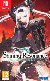 Switch - Shining Resonance Refrain LE (I/E) Box 785300135225 Langue Anglais, Italien Plate-forme Nintendo Switch Photo no. 1