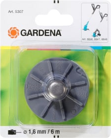 EasyCut 400 / ComfortCut 450 / PowerCut 500 Fadenspule Rasentrimmer Gardena 630462500000 Bild Nr. 1