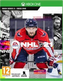 Xbox One - NHL 21 Box 785300154624 Bild Nr. 1