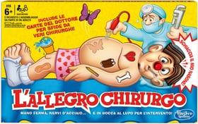 L'Allegro Chirurgo (I) 748907890200 Lengua Italiano N. figura 1