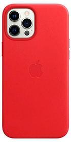 iPhone 12 Pro Max Leather Case MagSafe Hülle Apple 785300155943 Bild Nr. 1