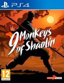 PS4 - 9 Monkeys of Shaolin (F) Box 785300150886 Bild Nr. 1