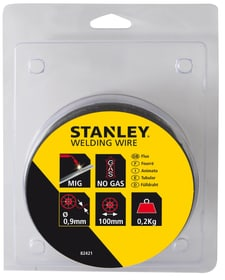 FLUX 0.9mm 0.2kg Filo per saldatura Stanley Fatmax 611721000000 N. figura 1