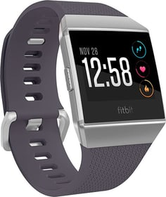 Ionic Blue-Gray / White Smartwatch Fitbit 785300131157 Photo no. 1