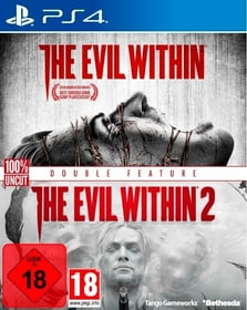 PS4 - The Evil Within Double Feature D Box 785300158815 N. figura 1