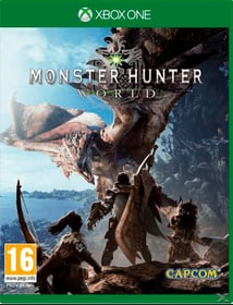 Xbox One - Monster Hunter: World - D/F/I Box 785300131542 N. figura 1