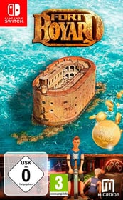 NSW - Fort Boyard D Box 785300145280 Bild Nr. 1