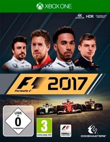Xbox One - F1 2017 Box 785300129718 N. figura 1