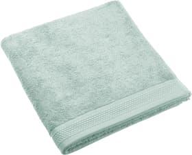NATURAL FEELING Asciugamano per le mani 450873120449 Colore Blu cielo Dimensioni L: 50.0 cm x A: 100.0 cm N. figura 1