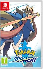 NSW - Pokémon Schwert Box Nintendo 785300145357 Langue Allemand Plate-forme Nintendo Switch Photo no. 1