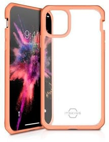 Hard Cover HYBRID SOLID plain coral transparent Coque ITSKINS 785300149350 Photo no. 1