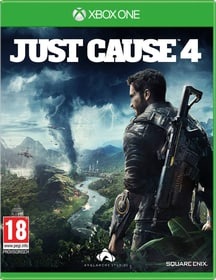 Xbox One - Just Cause 4 (D) Box 785300137779 Langue Allemand Plate-forme Microsoft Xbox One Photo no. 1