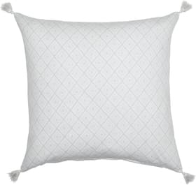 AYA Fodera per cuscino decorativo 450759240880 Colore Grigio Dimensioni L: 45.0 cm x A: 45.0 cm N. figura 1