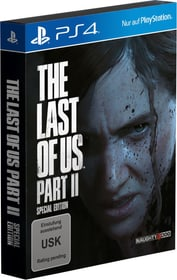PS4 - The Last of Us Part II - Special Edition Box 785300147596 Bild Nr. 1