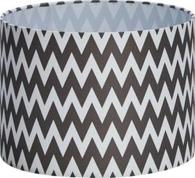 BLING 25 Lampenschirm 25cm 420191602580 Grösse H: 18.0 cm x D: 25.0 cm Farbe Grau Bild Nr. 1