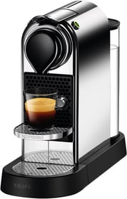 Nespresso Citiz Chrome XN741C Sistemi a capsule Krups 717465400000 N. figura 1