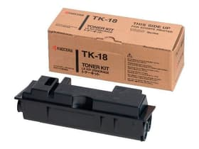 Toner-Kit noir Cartouche de toner Kyocera 785300124267 Photo no. 1