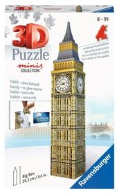3D Mini Building Big Ben Puzzles Ravensburger 748676900000 Photo no. 1