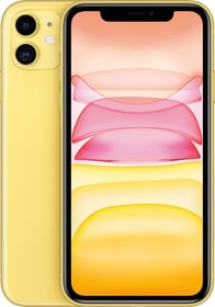 iPhone 11 256GB Yellow Smartphone Apple 794645500000 Couleur jaune Photo no. 1