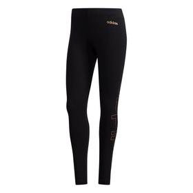 WOMEN ESSENTIALS BRANDED TIGHT Damen-Leggings Adidas 464238800220 Farbe schwarz Grösse XS Bild-Nr. 1