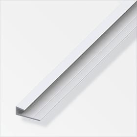 Rahmeneinfass-Profil 5.1 x 25mm silber 1m alfer 605137900000 Bild Nr. 1