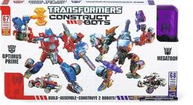 W13 TRANSFORMERS CONSTRUCT A BOTS SET Transformers 74763750000013 Bild Nr. 1