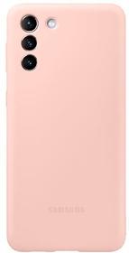Silikon-Backcover  Silicone Cover Pink Hülle Samsung 798679500000 Bild Nr. 1