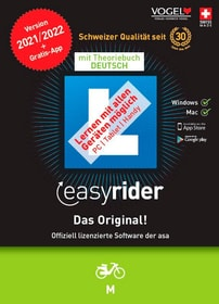 easyrider 2021/22 [Kat. M] inkl. Theoriebuch Deutsch [PC/Mac] (D) Fisico (Box) 785300159005 N. figura 1