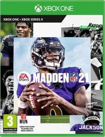 XBOX ONE - Madden NFL 21 (D/F/I) Box 785300154017 Bild Nr. 1