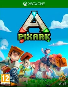Xbox One - PixARK Box 785300138628 Langue Allemand Plate-forme Microsoft Xbox One Photo no. 1