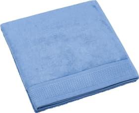NEVA Linge de bain 450849720640 Couleur Bleu Dimensions L: 100.0 cm x H: 150.0 cm Photo no. 1