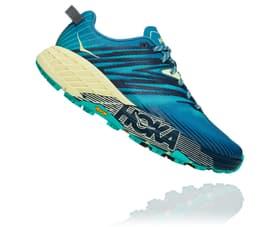 Speedgoat 4 Runningschuh Hoka 465334840540 Grösse 40.5 Farbe blau Bild-Nr. 1