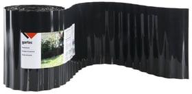 Bordo trapezoidale per prati 636627800000 Colore Antracite Taglio L: 900.0 cm x A: 20.0 cm N. figura 1