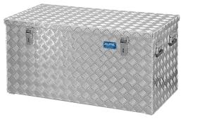 box en aluminium R250 Alu tôle gaufrée 3mm