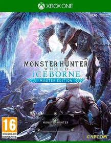 Xbox One - Monster Hunter: World - Iceborn Master Edition D Box 785300145734 Bild Nr. 1
