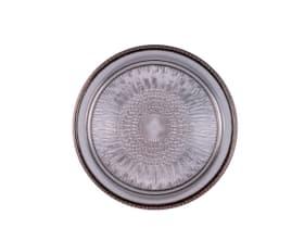 BITZ KUSINTHA Assiette 440315901846 Couleur Lilas Dimensions H: 2.3 cm Photo no. 1