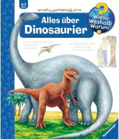Tutto sui dinosauri Libro di saggistica per bambini 785300159259 N. figura 1