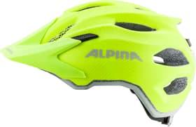 CARAPAX JR. FLASH Velohelm Alpina 465046851393 Grösse 51-56 Farbe farbig Bild-Nr. 1