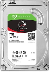 "IronWolf SATA 3.5"" 4 TB HDD Intern Seagate 785300145863 Bild Nr. 1"