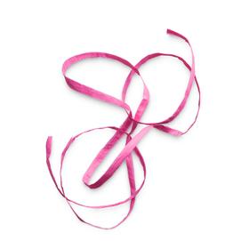 NEW PAPER ruban 5 mm  x 30 m 386182700000 Dimensions L: 3000.0 cm x P: 0.5 cm x H: 0.1 cm Couleur Rose vif Photo no. 1