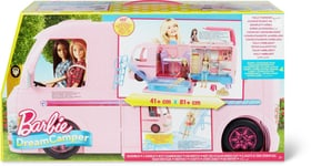Camping-Car Transformable Barbie 747939400000 Photo no. 1