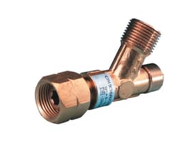 Schlauchbruchsicherung SB 118 Druckregler und Sicherungen Cfh 611706600000 Bild Nr. 1