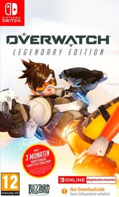 NSW - Overwatch - Legendary Edition D Box 785300146798 Photo no. 1
