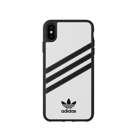 Moulded Case PU blanc/noir Coque Adidas Originals 785300139790 Photo no. 1